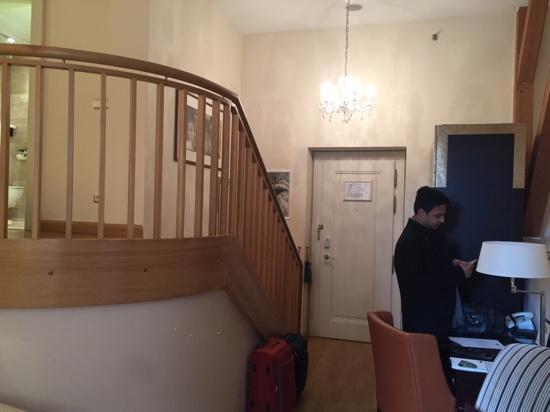 Mandarin Oriental, Prague: dulpex room