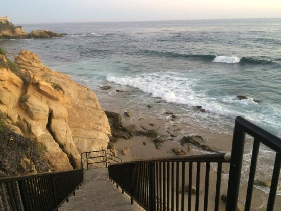 Seaside laguna inn suites laguna beach californie for Piscine laguna tarif