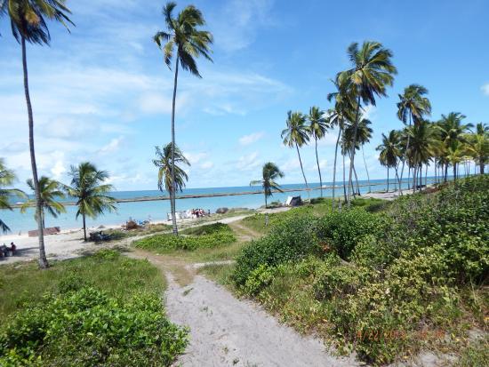 Camboa beach