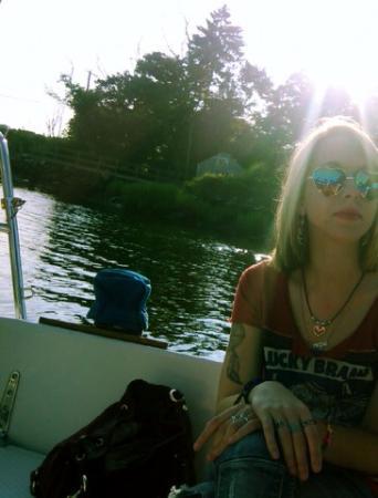 Summer Wind Charters: enjoying the ride