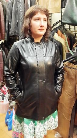 Ali Leather Boutique: Женя!