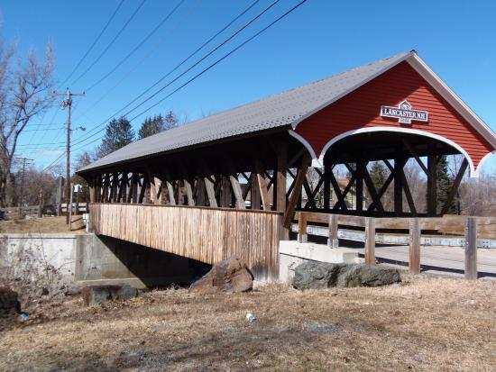 Lancaster, NH: Mechanic Street Bridge