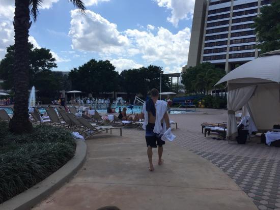 Garden Wing Room Picture Of Disney 39 S Contemporary Resort Orlando Tripadvisor