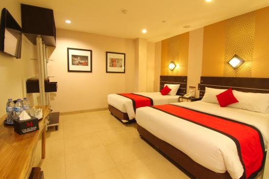 superior delux triple room picture of citi m hotel jakarta rh tripadvisor com