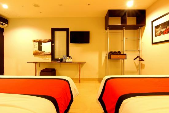 superior delux room for 3 people picture of citi m hotel jakarta rh tripadvisor com