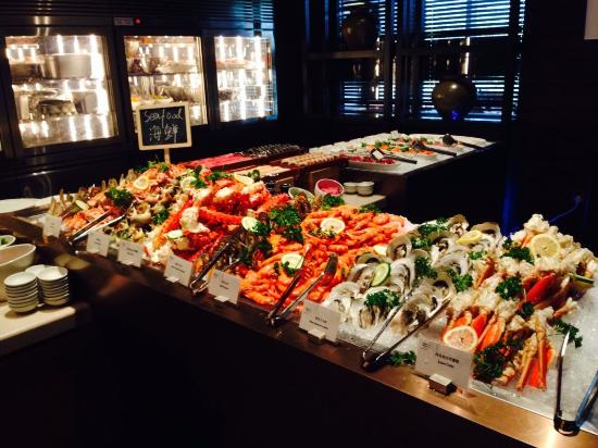 Goji Kitchen Bar Buffet Price