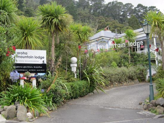 Aroha Mountain Lodge Foto