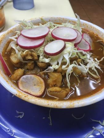 Cenaduria la Once Antojitos Mexicanos