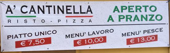 A' Cantinella