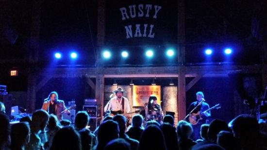 Rusty Nail Stage
