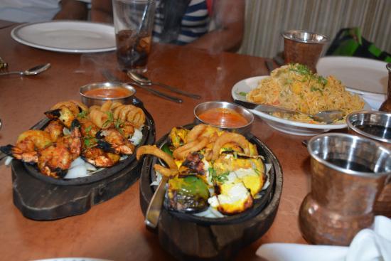 great lunch buffet review of da tandoor fusion indian cuisine rh tripadvisor co za