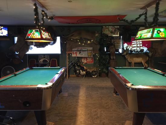 two pool tables picture of kritters hide away rapid city rh tripadvisor com