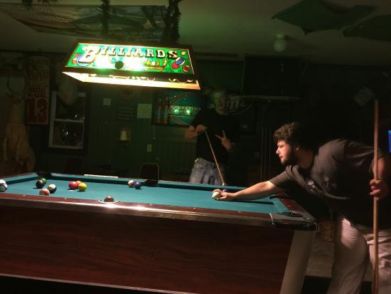 Rapid City, ميتشجان: Pool