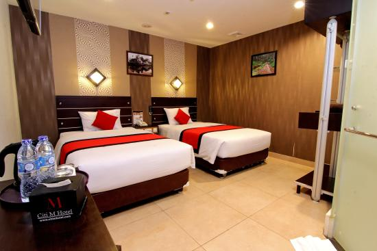 delux room twin sperate beds for 2 picture of citi m hotel rh tripadvisor co nz