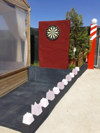 Aggelochori, Hellas: Darts