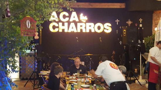 Aca Los Charros