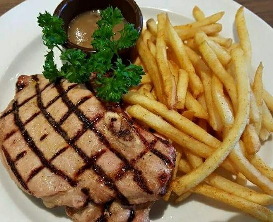 Aston Marina Square Astons Steak And Salad Singapore Traveller