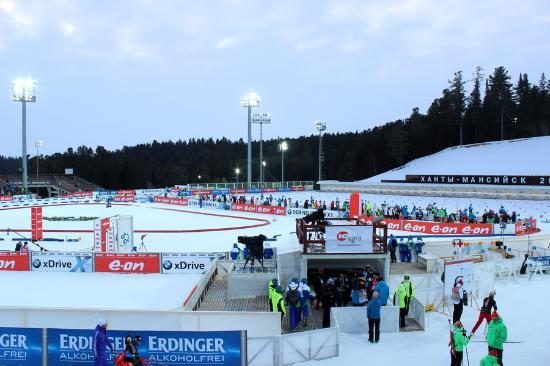 Winter Sports Center of Filipenko