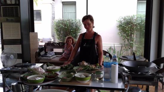 Oratai Thai Cooking Class