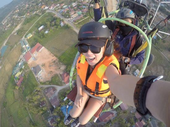 Langkawi Gliders: Physically look small girls, yet act fearlessly