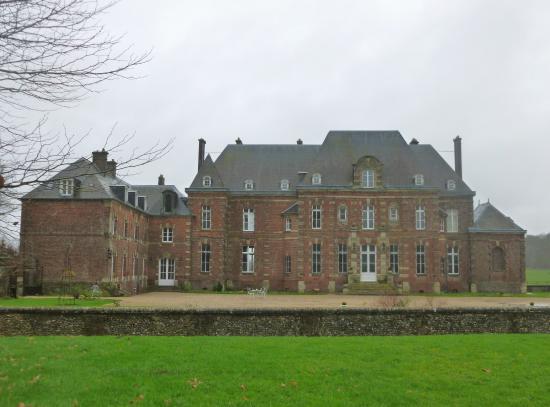 Berneuil-en-Bray, Frankreich: Chateau d'Auteuil