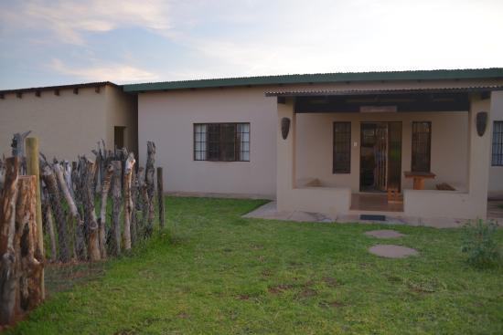 Muweti Bush Lodge: Muweti Cottage 1