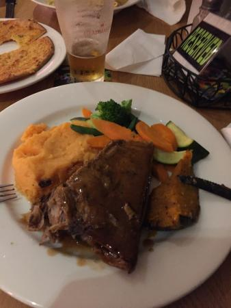 Bundaberg Services Club: Slow Cooked Beef Ribs with Jack Daniels sauce yummo