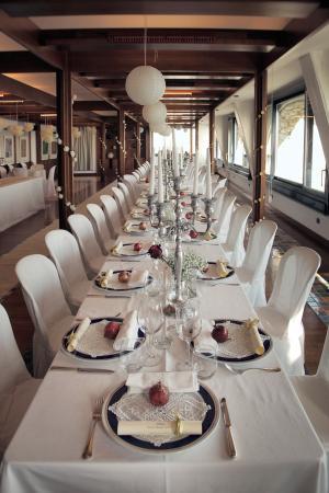 Al Ristoro del Moro : wedding set up