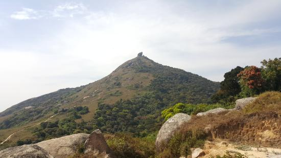 Velliangiri Mountains