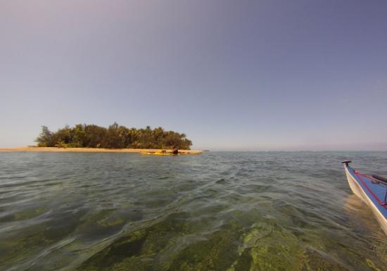 Le Mont-Dore, Nueva Caledonia: Arrivé sur un ilot de la Côte oubliée