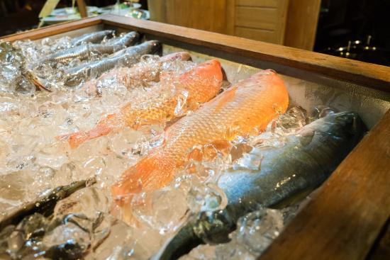 Chantara Restaurant: BBQ Buffet
