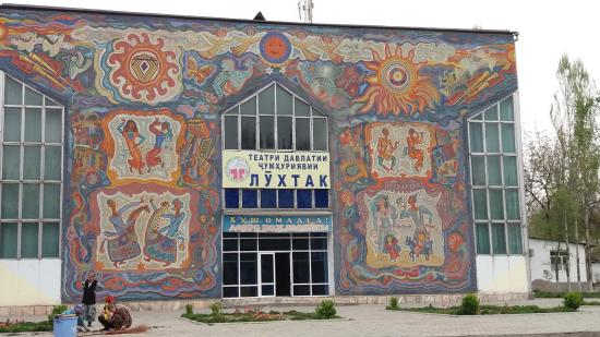 Puppet Theatre Lukhtak