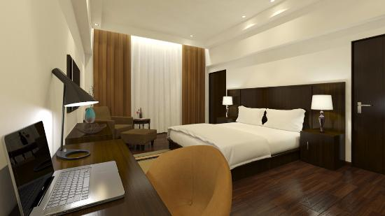 Regenta Central Hestia Dahej: Executive Suite