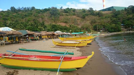 Mariveles, Filippinene: Agwawan Beach