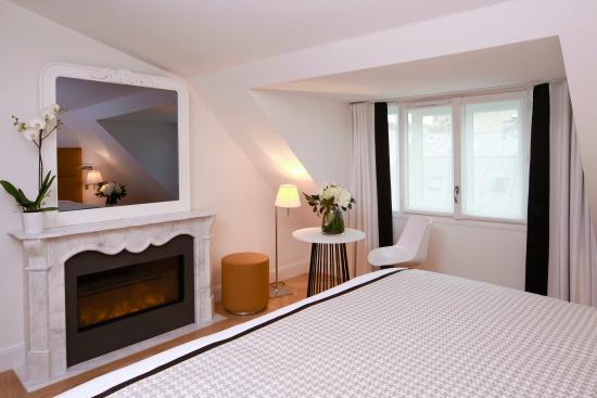 Hotel R de Paris: SUITE JUNIOR