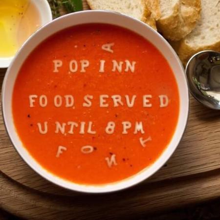 Stevenston, UK: The Pop Inn