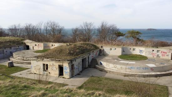 Fort Revere Park: Fort Revere