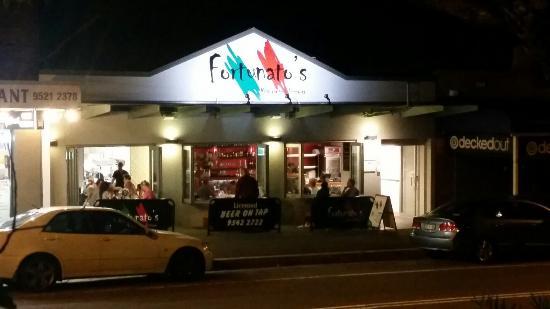 Fortunato's Italian Restaurant Sutherland