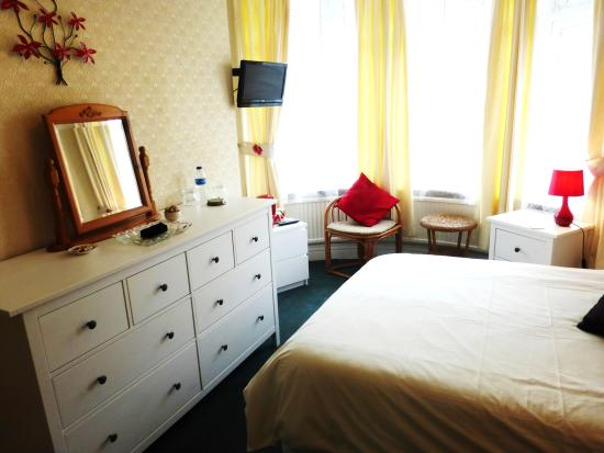 Alpha Guest Accommodation : Double en suite