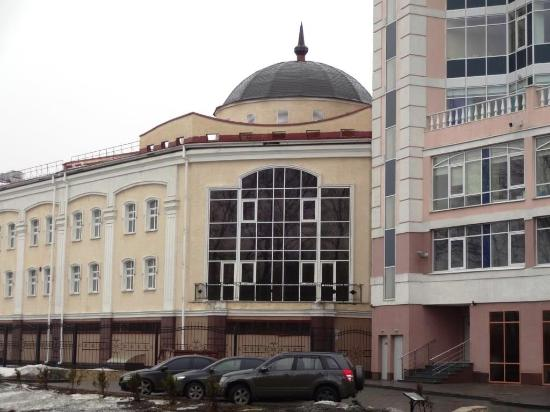 Nur Usman Mosque