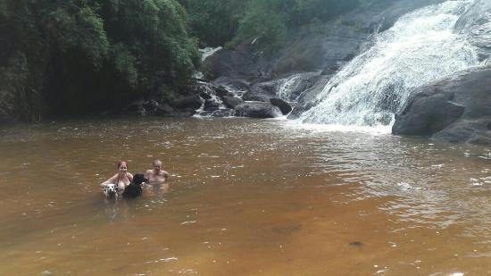 Itamuri: Cachoeira do Naô - Belizario