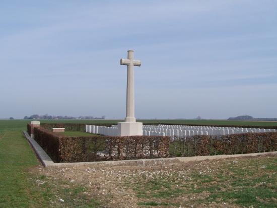 Frankfurt Trench British Cemetery