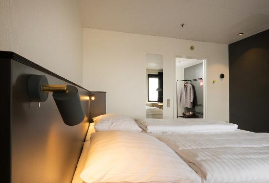 Ishoej, Dinamarca: Double room