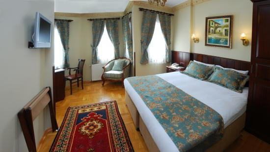 Osmanhan Hotel: Deluxe Double Room