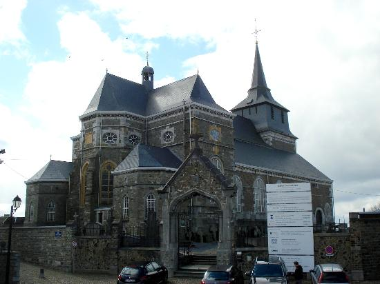 Saint Jacques Le Majeur Church