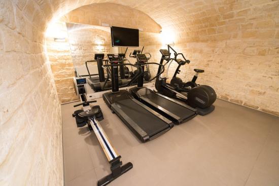 Hotel R de Paris: Fitness
