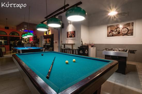 Kyttaro Caffe-Bar-Billiards