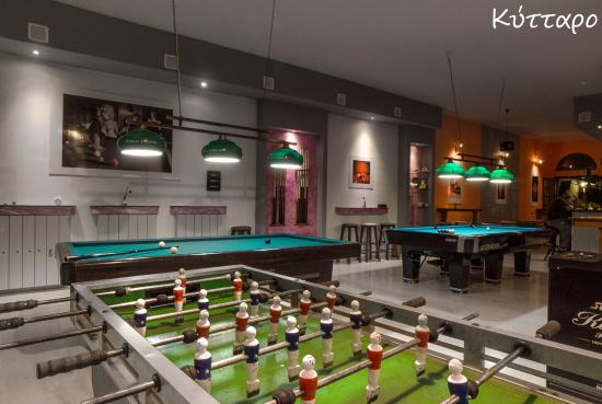 ‪‪Kyttaro Caffe-Bar-Billiards‬: All games‬