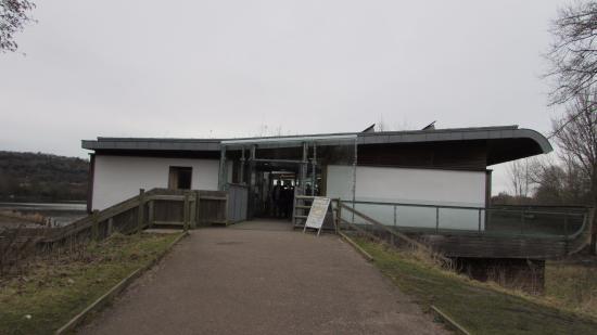Westport Lake Visitors Centre: Westport Lake Visitors' Centre