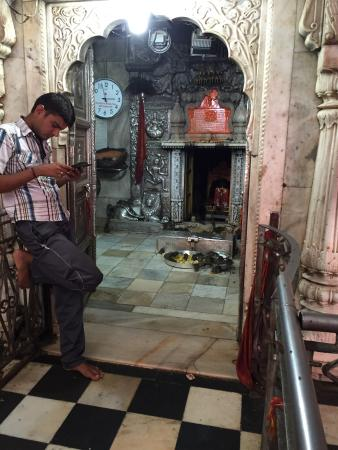 Deshnoke, India: Jai karni maa